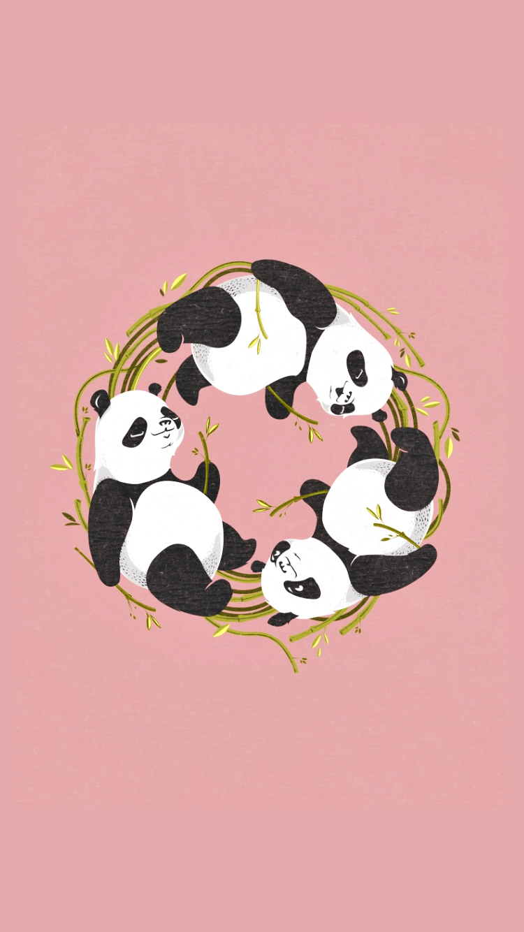 Panda Backgrounds For Tumblr Wallpaper Cave