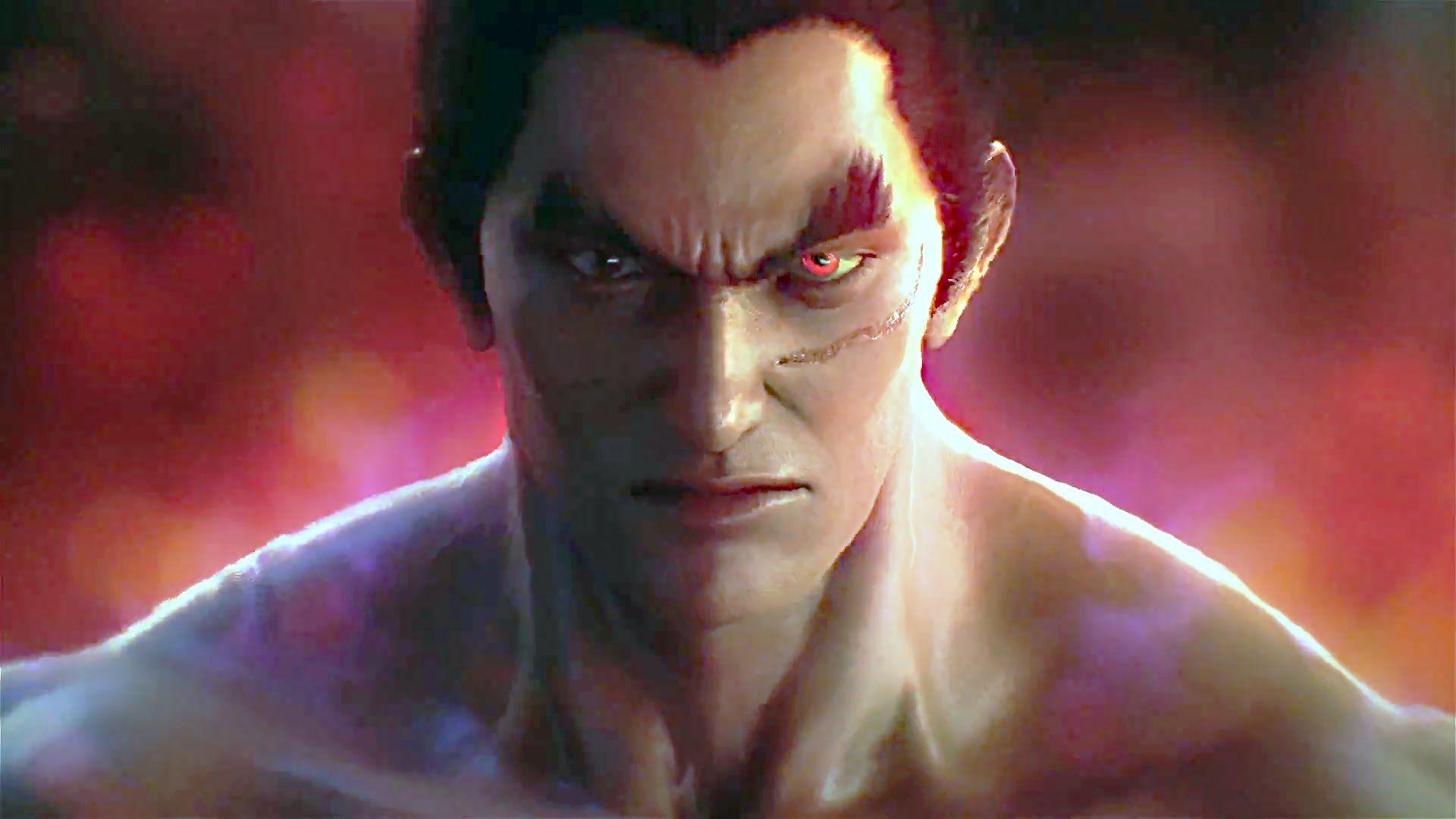 Kazuya From Tekken Revealed As Penultimate Super Smash Bros. Ultimate DLC Character
