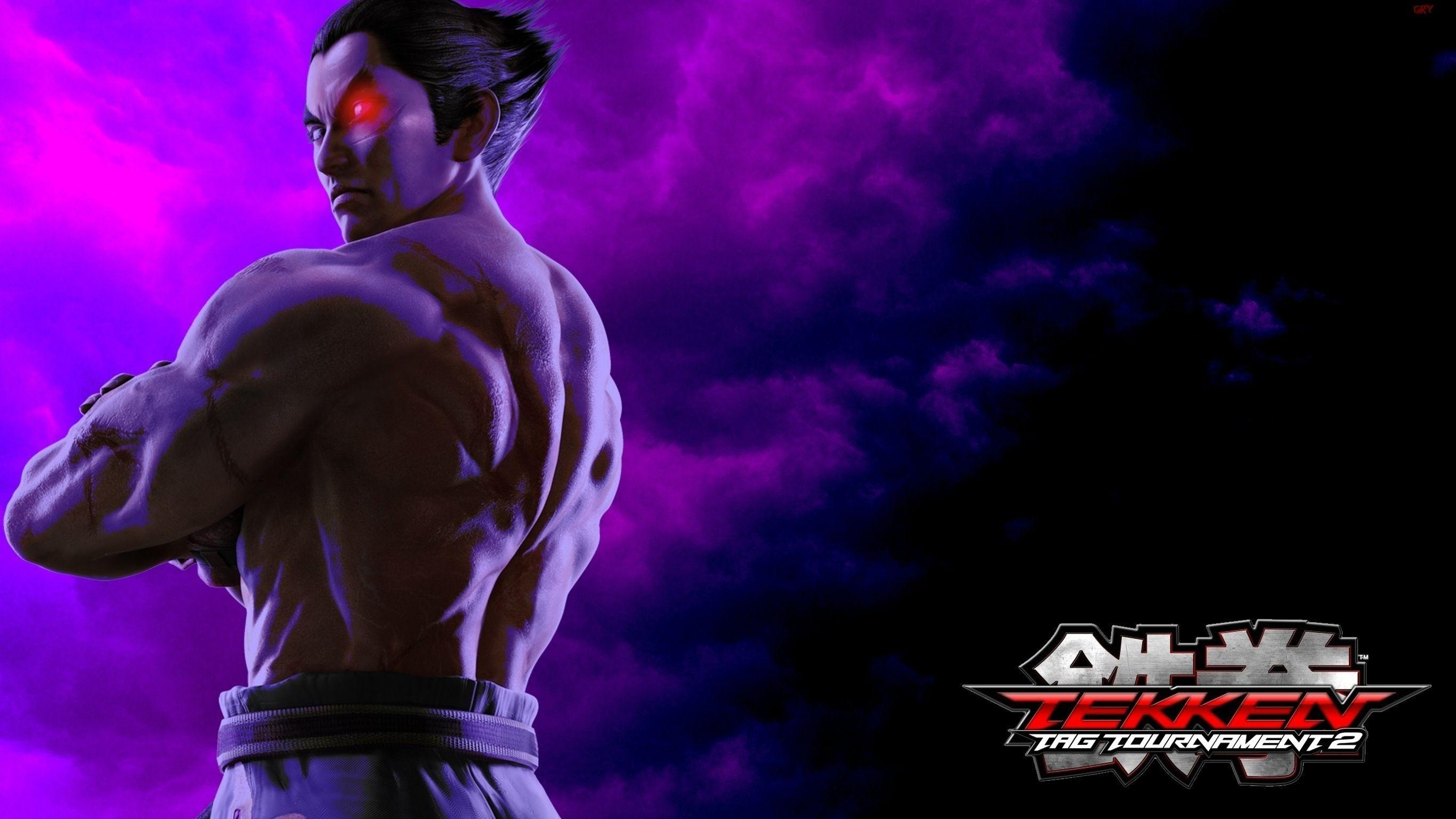 Customized/Wallpapers | Kazuya Mishima