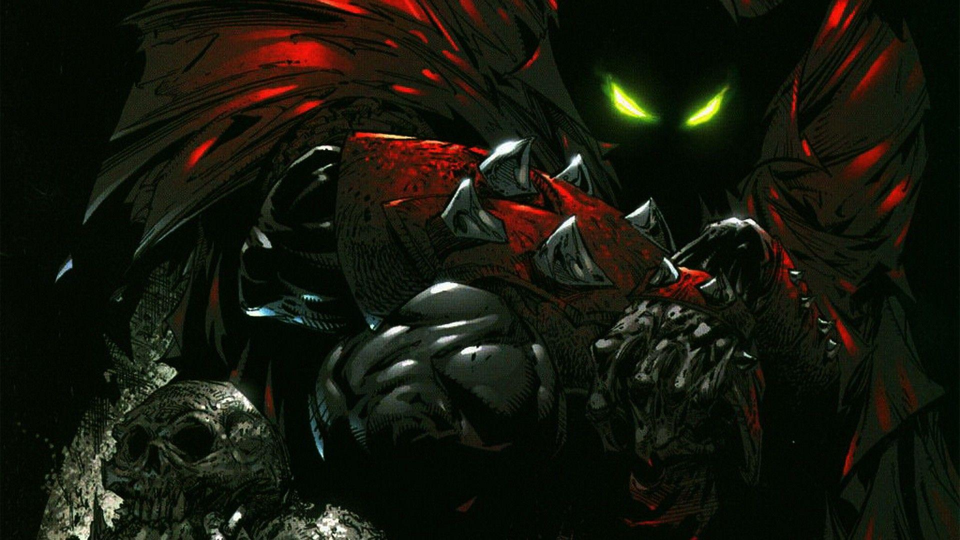 Download Spawn Computer Wallpapers
