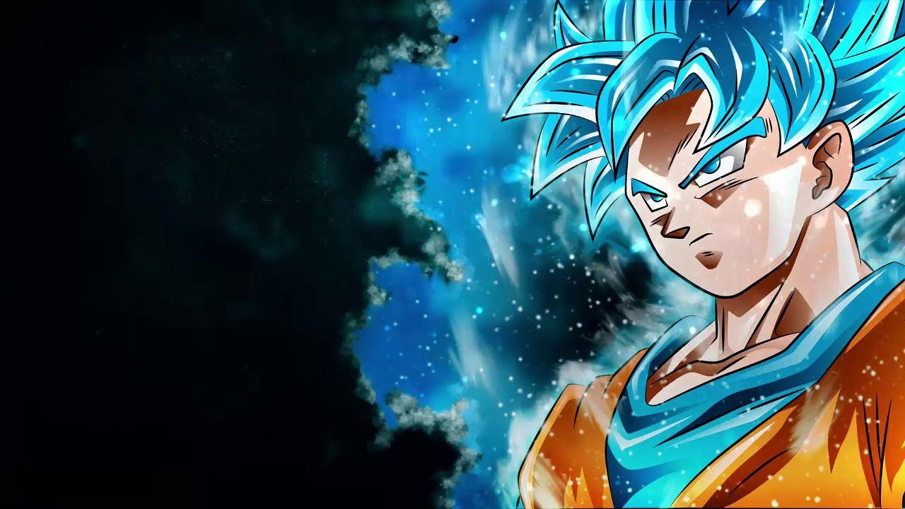 Goku ssb wallpapers wallpaper cave - Anime moving wallpaper for pc ...
