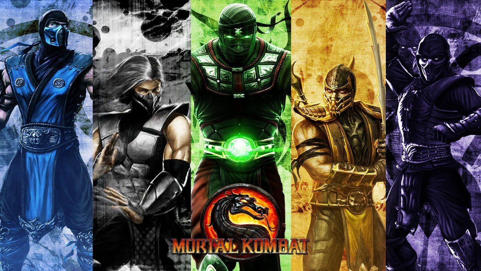 Mortal Kombat 9 Noob Wallpapers - Wallpaper Cave