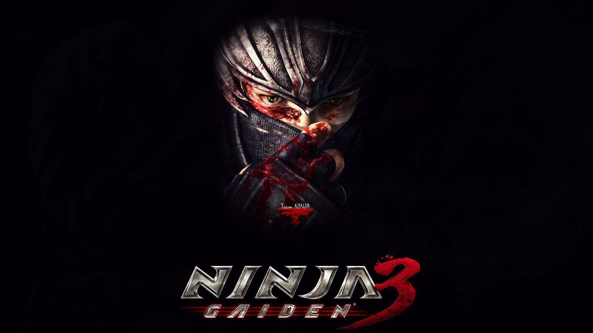 Game Ninja Gaiden Wallpaper: Ninja Gaiden Black Wallpapers