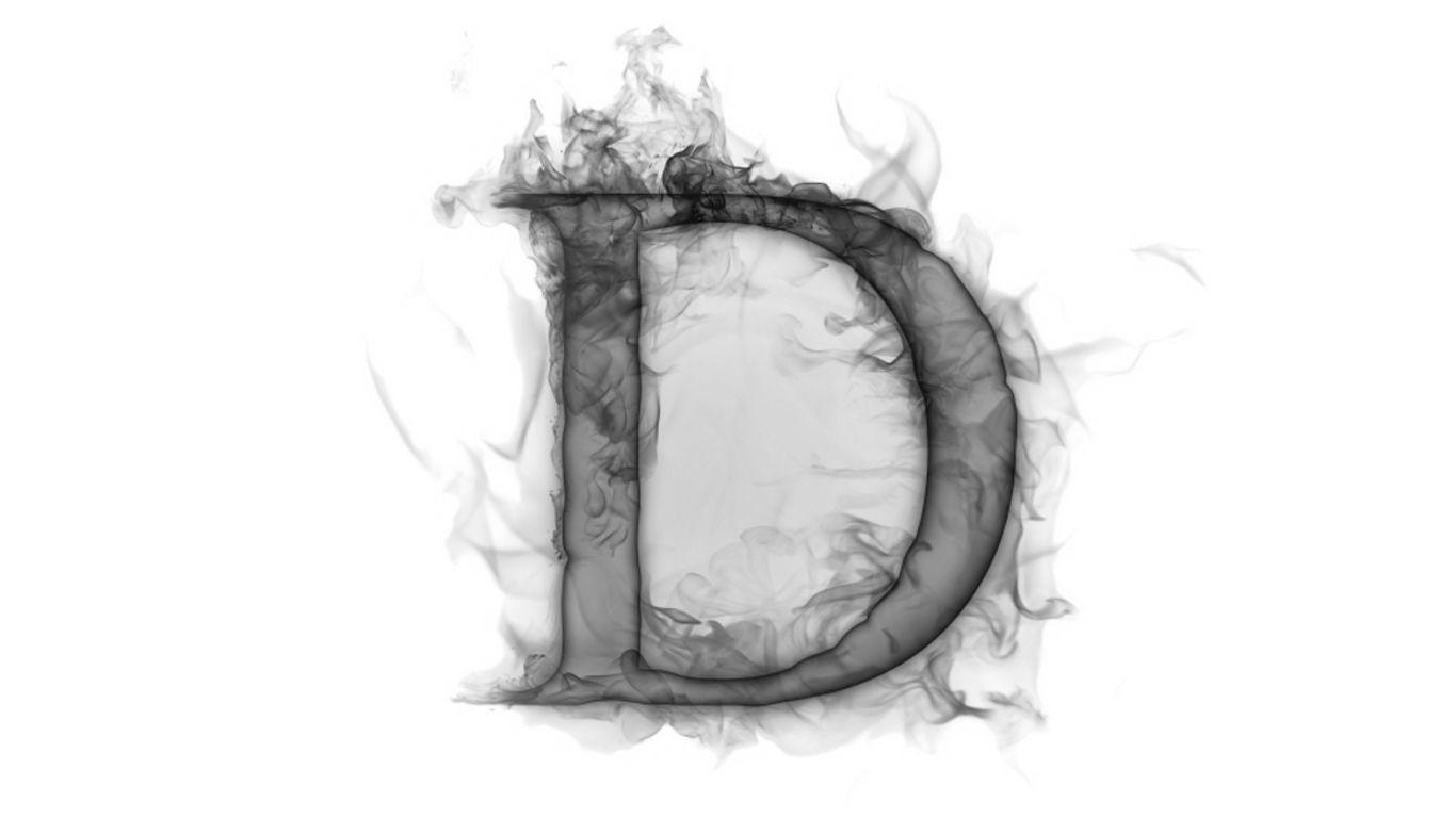 Alphabet D Wallpapers - Wallpaper Cave