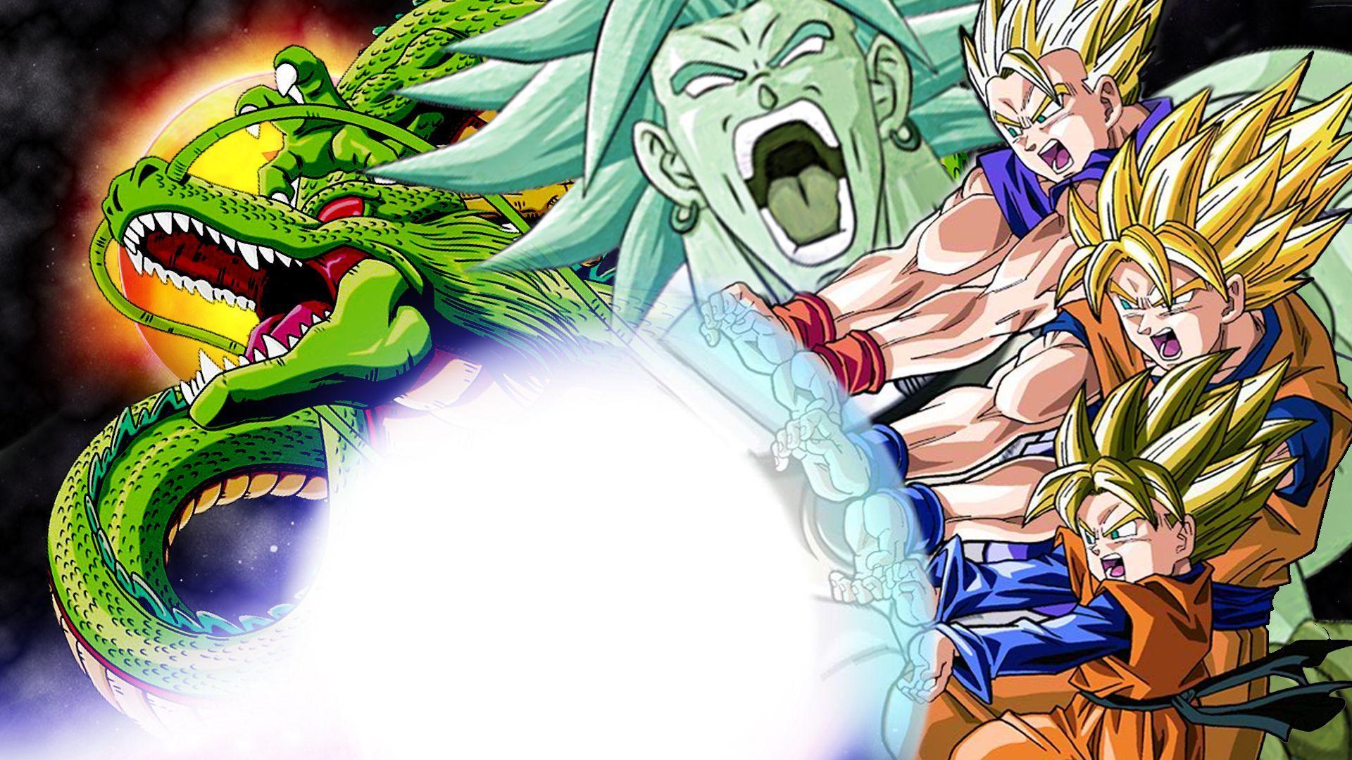 Dragon Ball Super: Broly Wallpapers - Wallpaper Cave