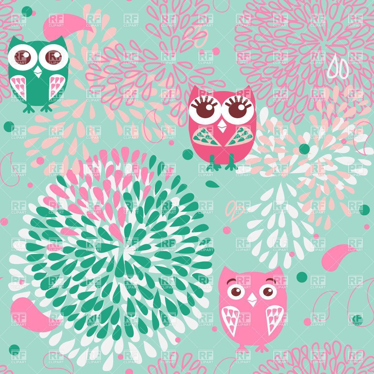 Cute Owl Wallpapers Wallpaper Cave