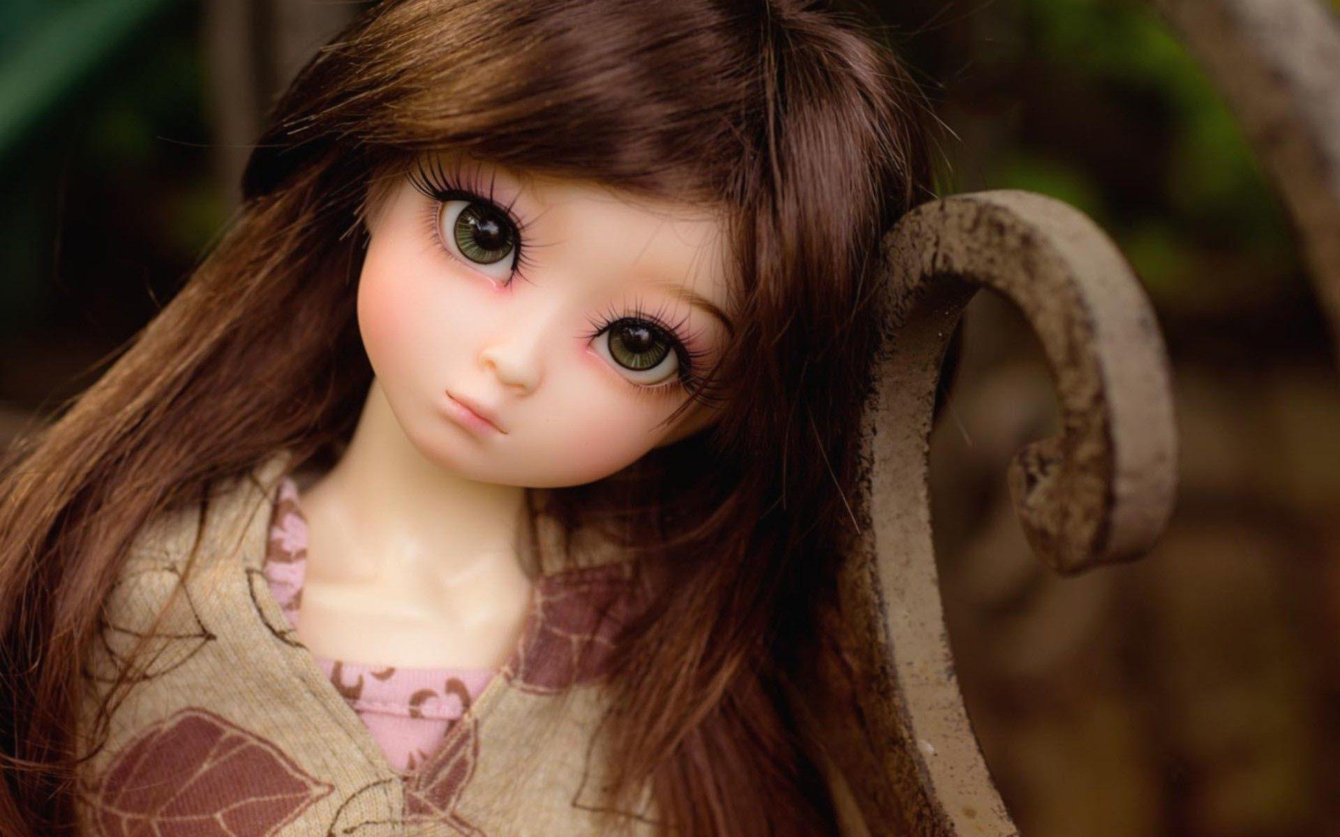 Pretty Doll Wallpapers - Wallpaper Cave