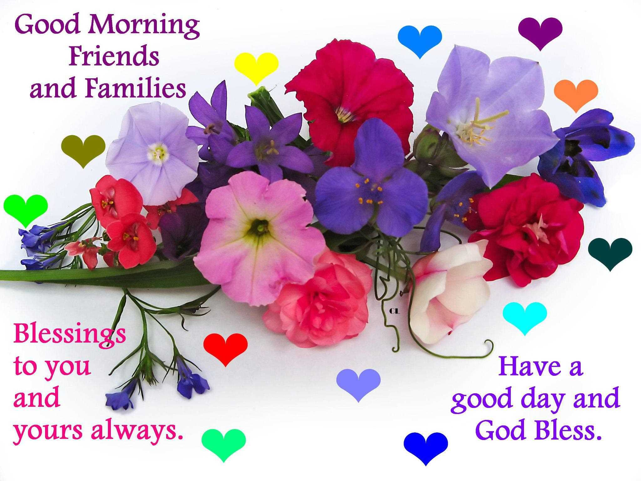 Good Morning Friends Wallpapers For Facebook - Wallpaper Cave