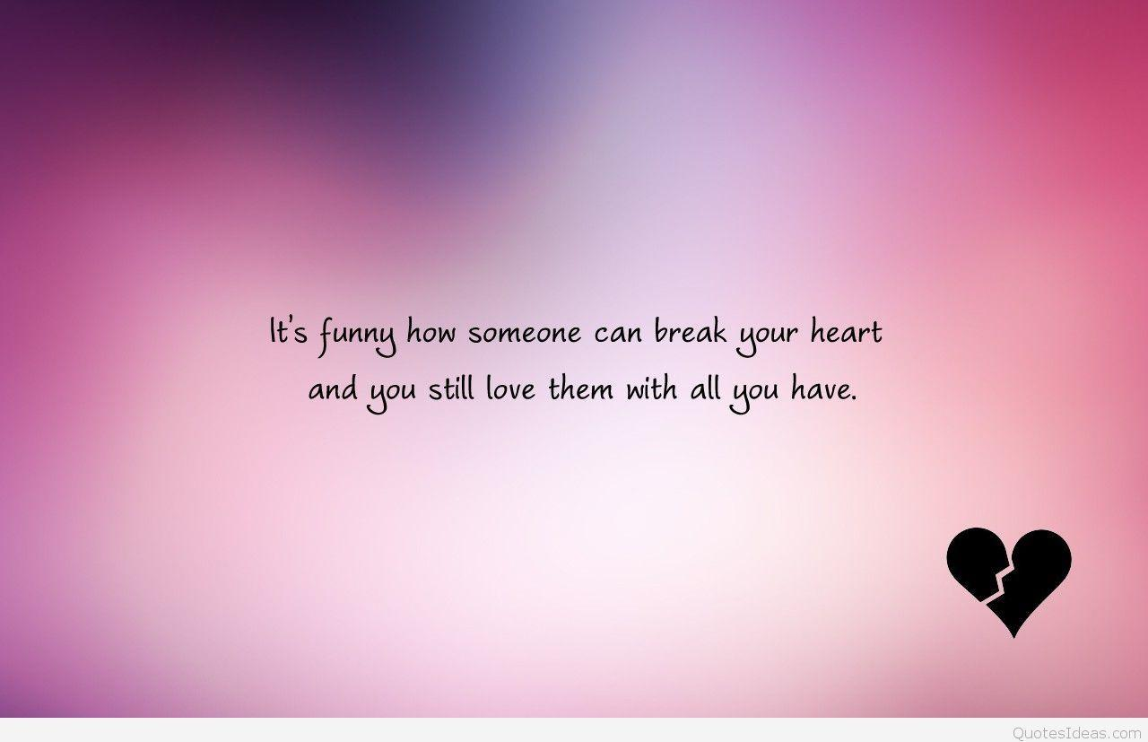 Hurt sad love quotes with wallpapers images hd 2016
