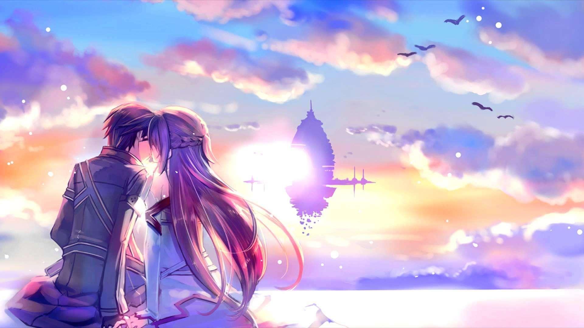 Hd Wallpapers Anime Love Impremedia Net