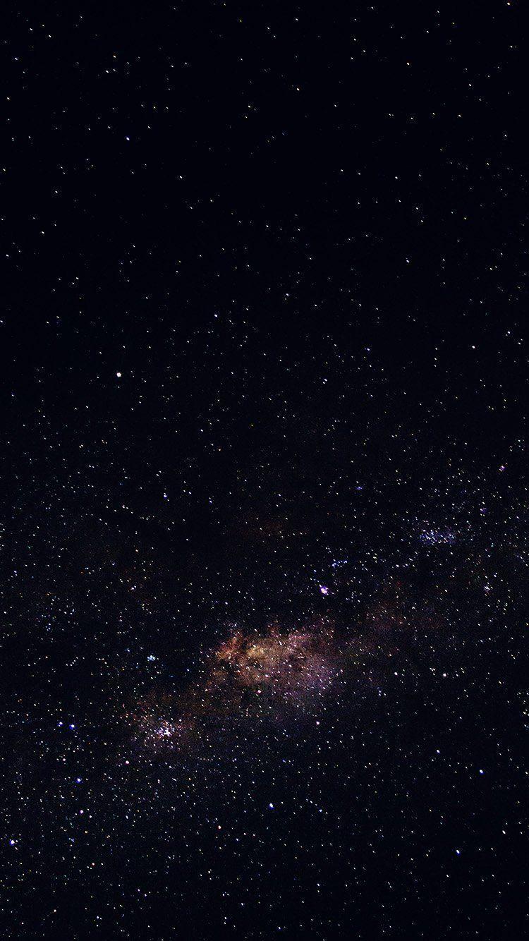 Aesthetic Dark Galaxy Wallpapers Wallpaper Cave