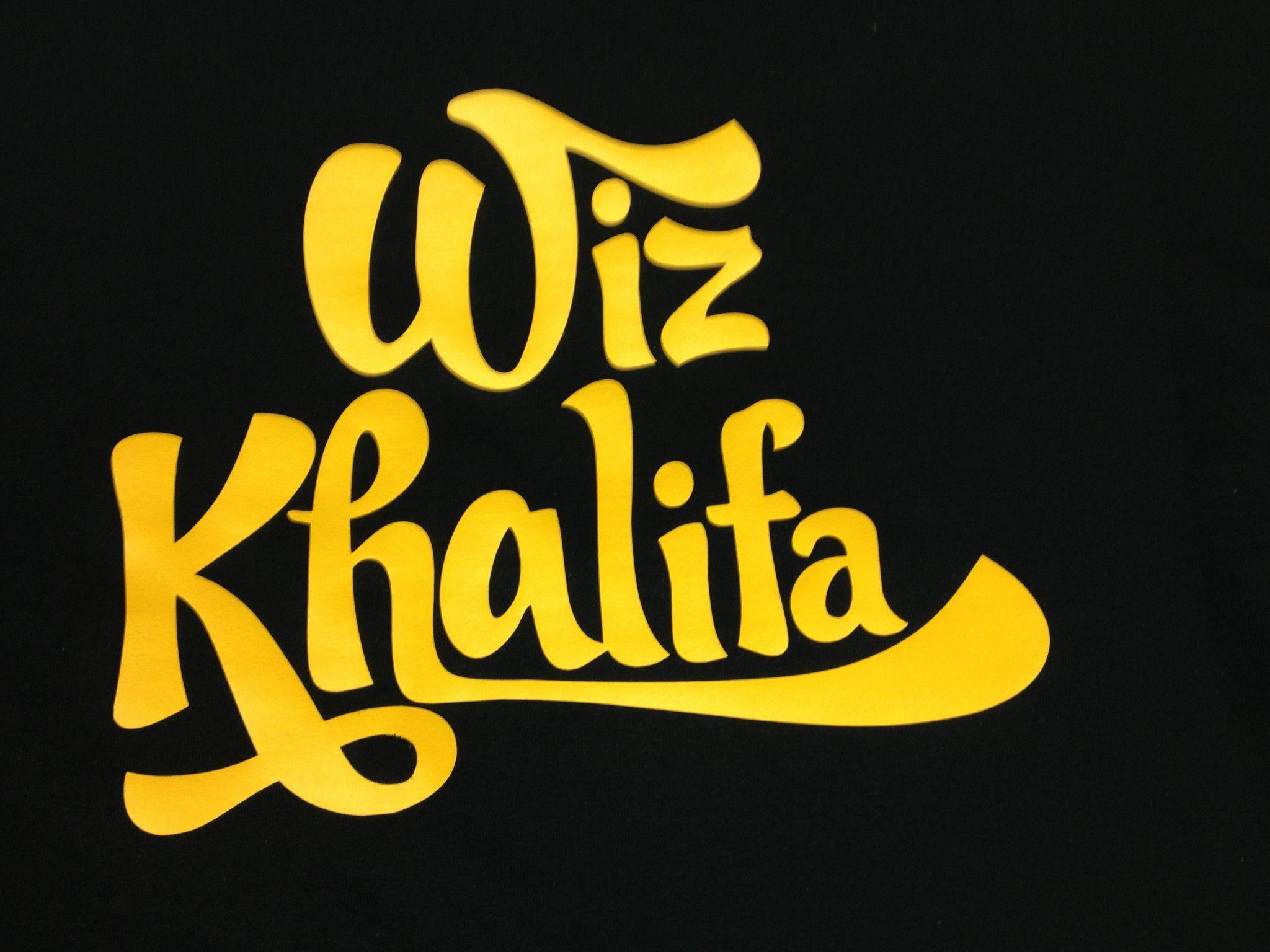 wiz khalifa black and yellow - HD2048×1536
