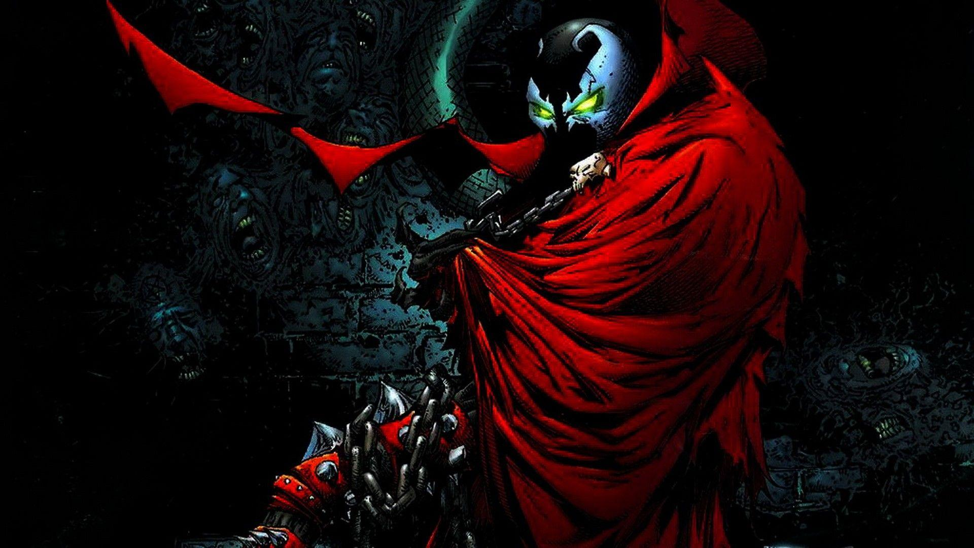 Spawn Hd Wallpapers 1080p Wallpaper Cave