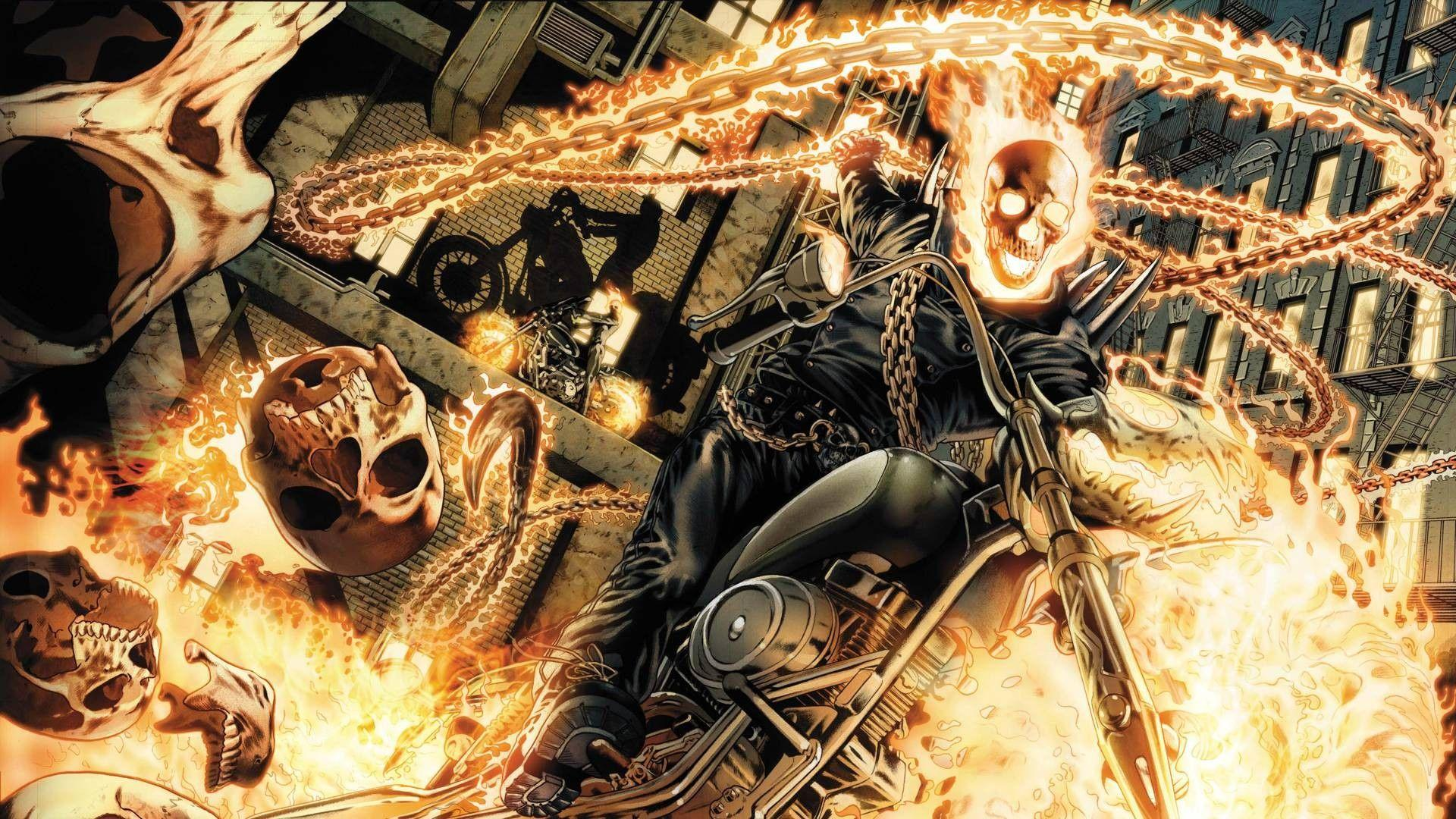 Ghost Rider wallpapers ·① Download free awesome HD backgrounds for