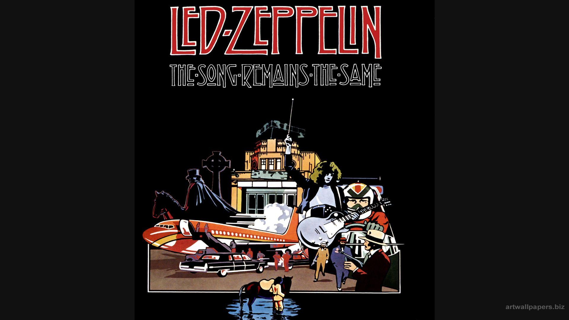 Led Zeppelin Mobile Wallpapers Wallpaper Cave