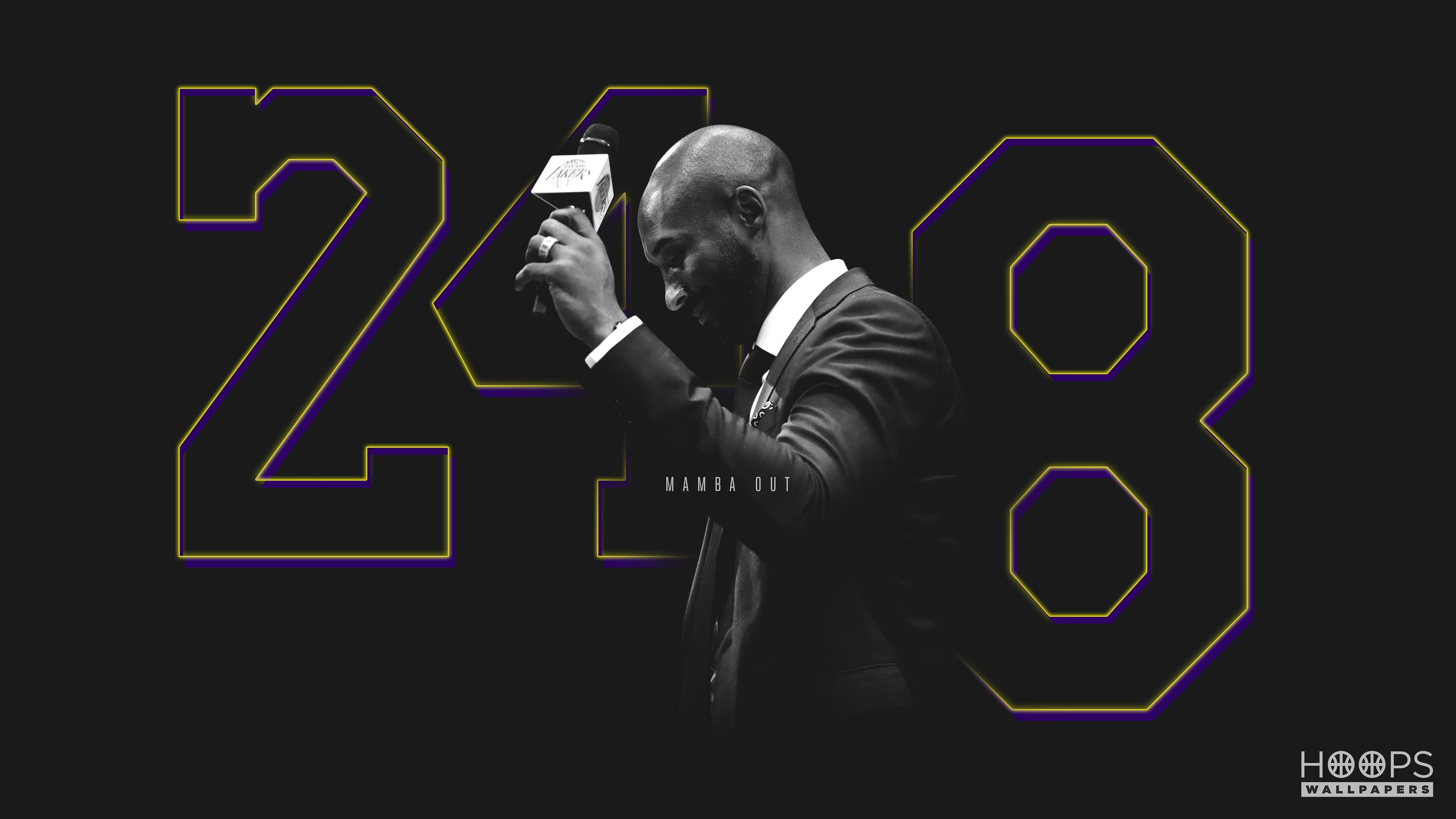 Get The Latest Hd And Mobile Nba Wallpapers Today: Nike Kobe Logo Wallpapers HD
