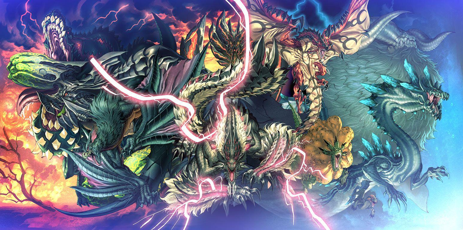 Monster Hunter Generations Ultimate Wallpapers - Wallpaper ...