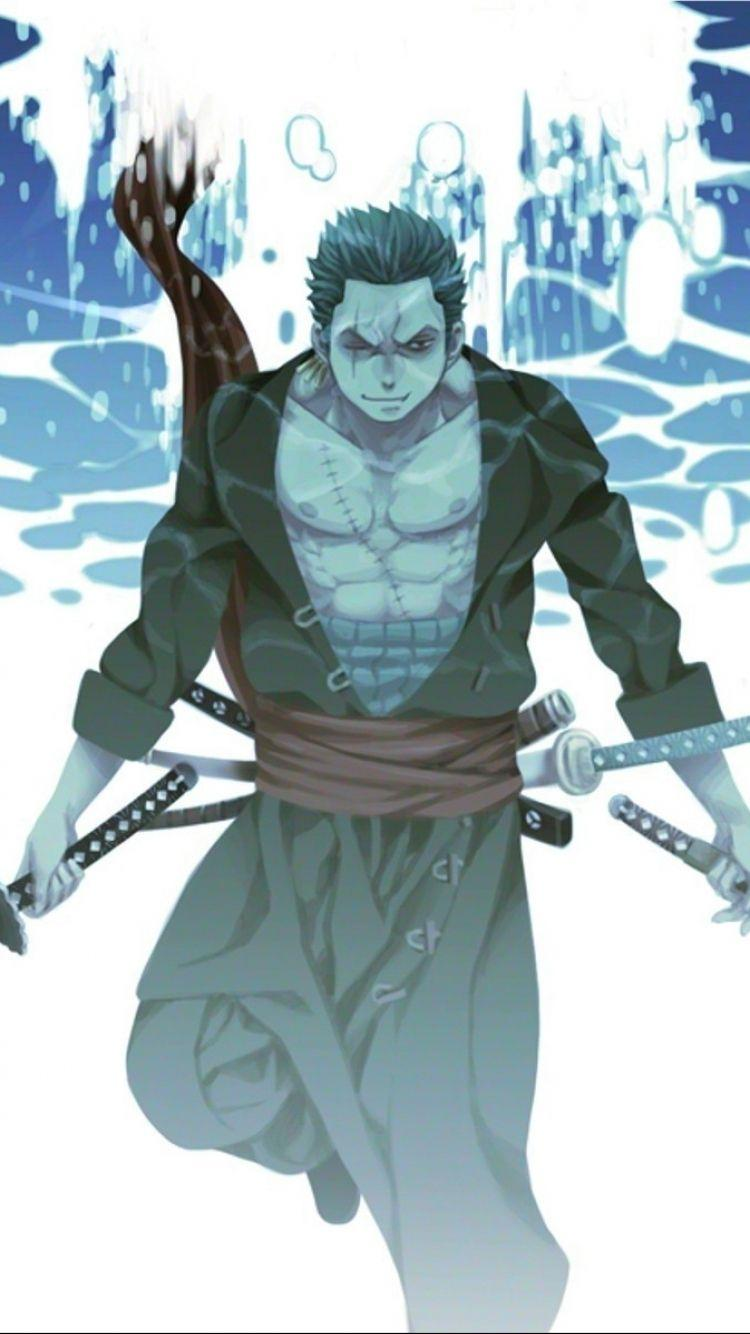 Roronoa Zoro For Phone Wallpapers Wallpaper Cave