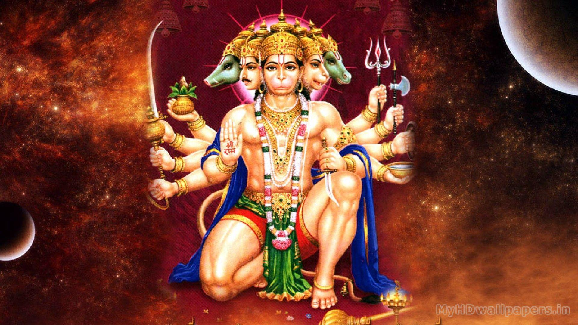 Lord Hanuman Wallpapers Hd 3d Wallpaper Cave