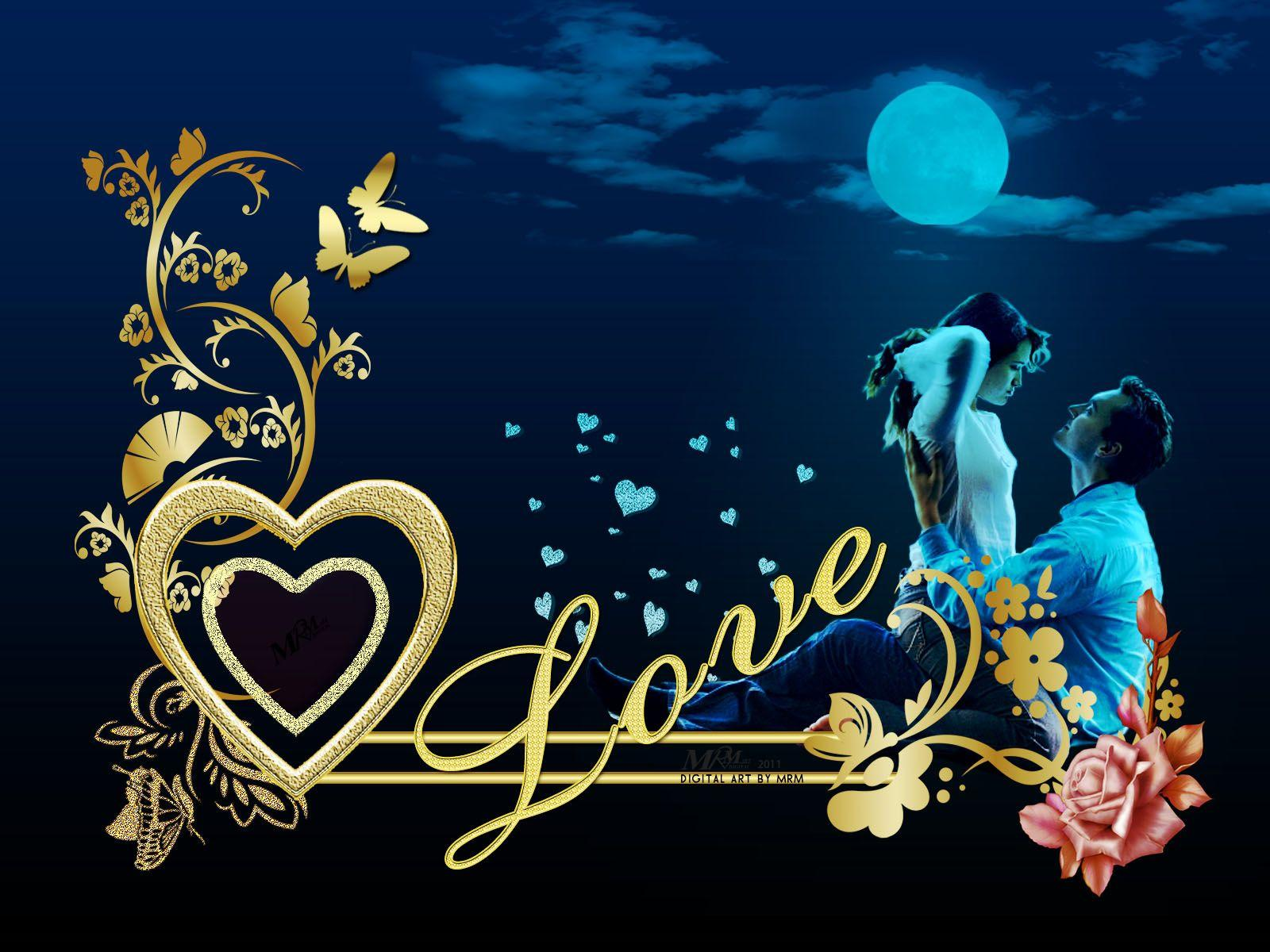 Love Animation Wallpapers Wallpaper Cave