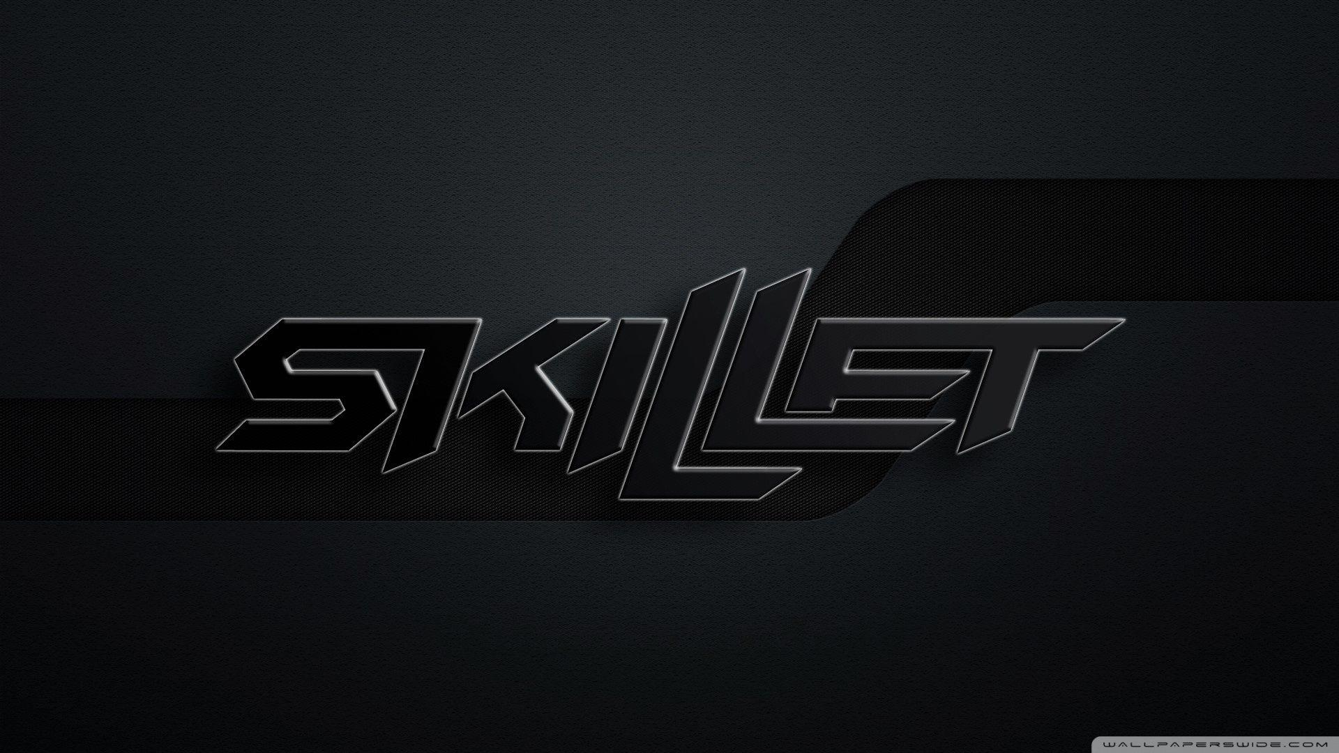 Skillet Logo Wallpapers Wallpaper Cave