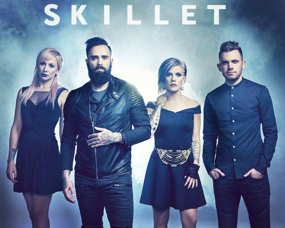 Skillet Logo Wallpapers