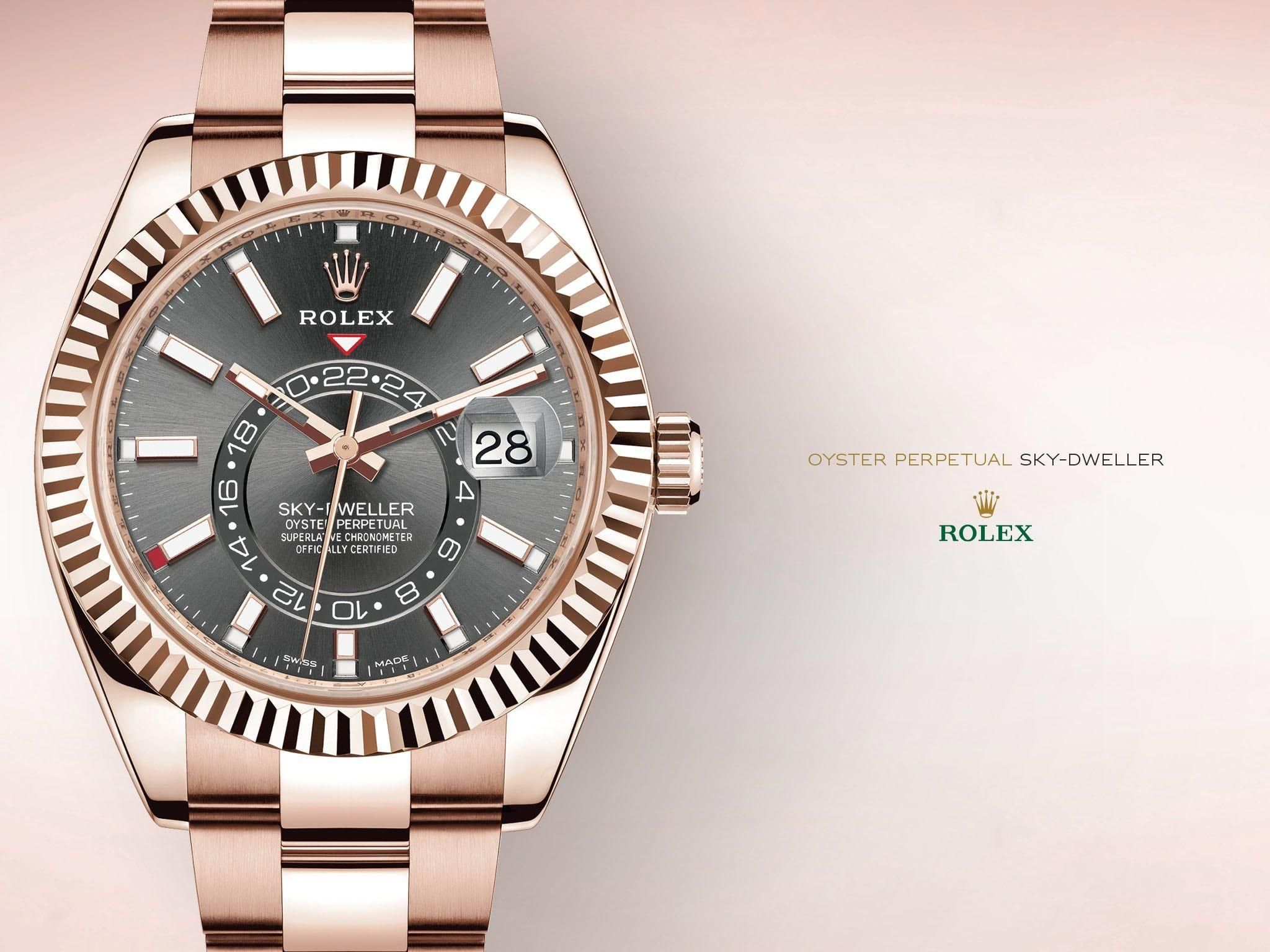 Rolex Watch Wallpapers - Wallpaper Cave