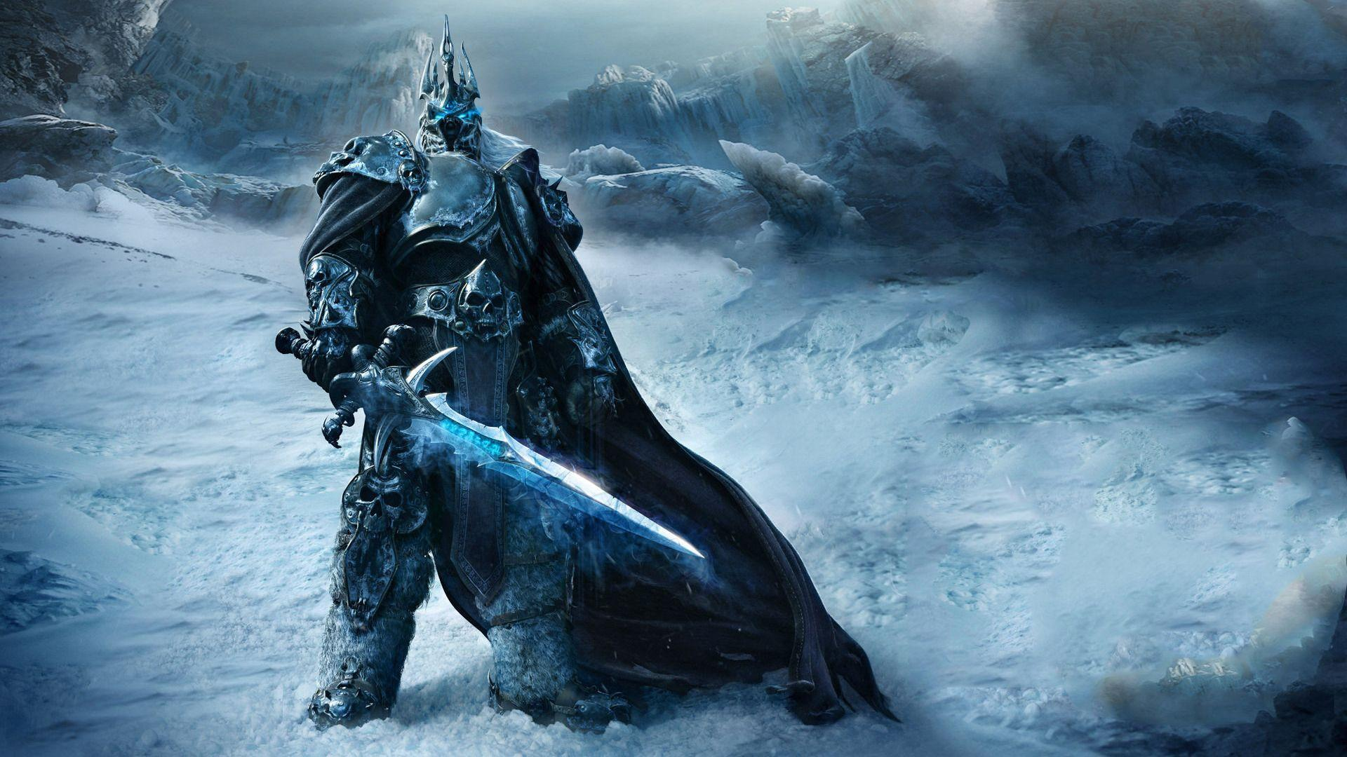 World Of Warcraft Wrath Of The Lich King Wallpapers