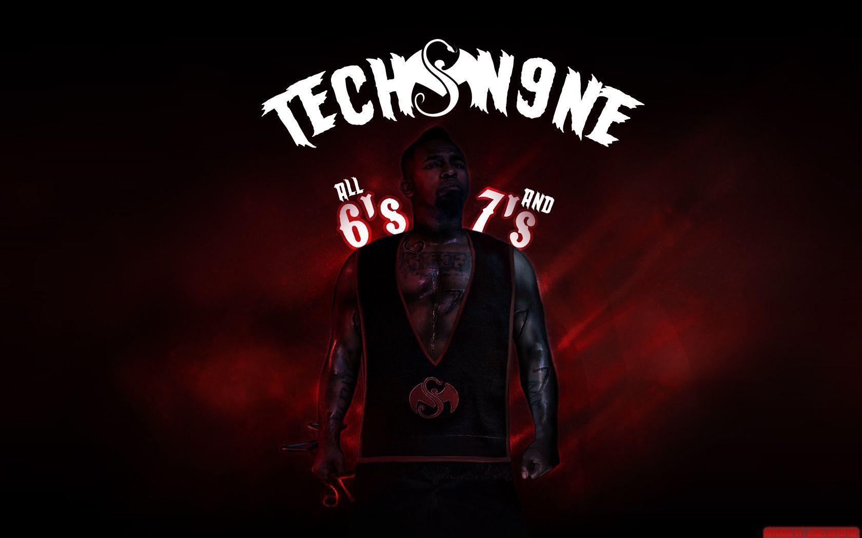 Tech N9ne Strange Music Wallpapers
