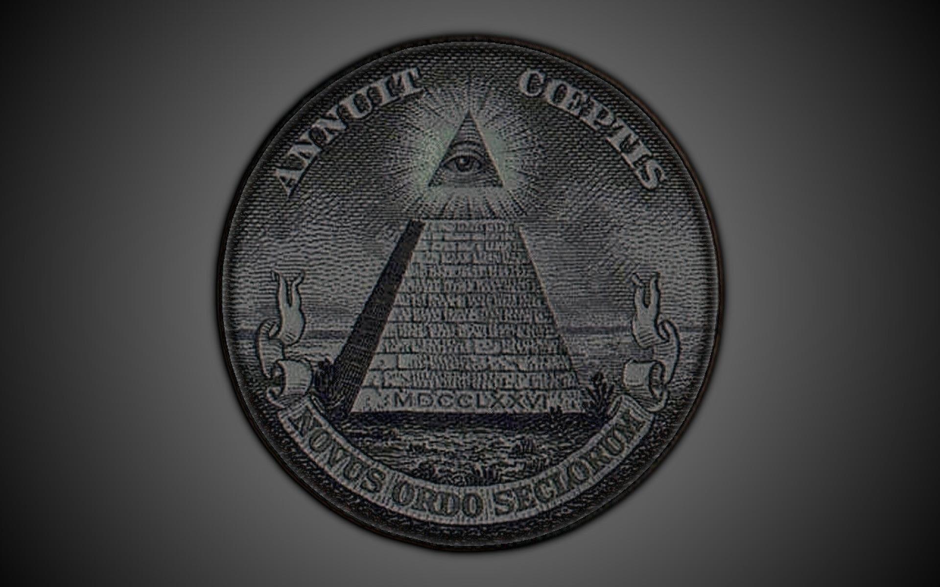 Trippy Illuminati Wallpaper 48