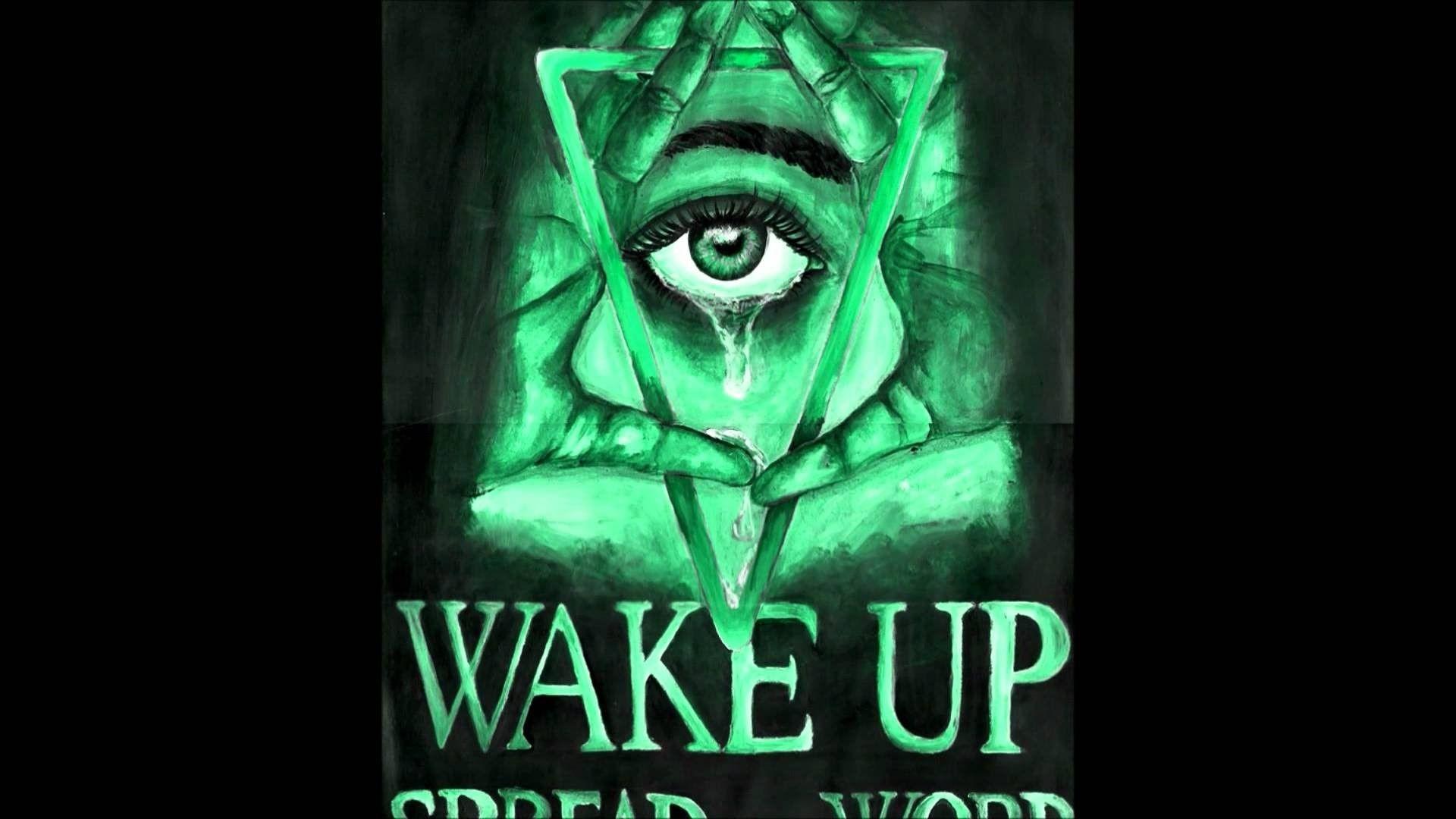 Trippy Illuminati Wallpaper 10