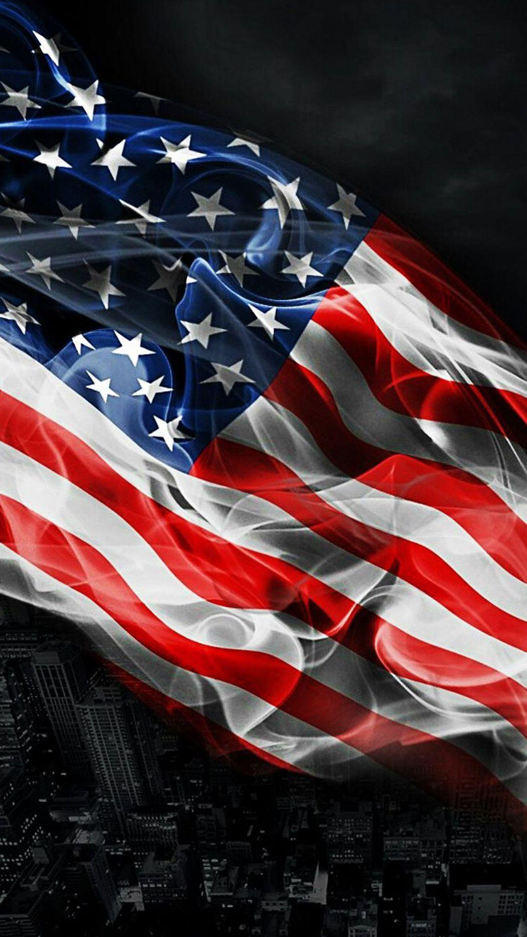 American Flag Screensavers and Wallpapers