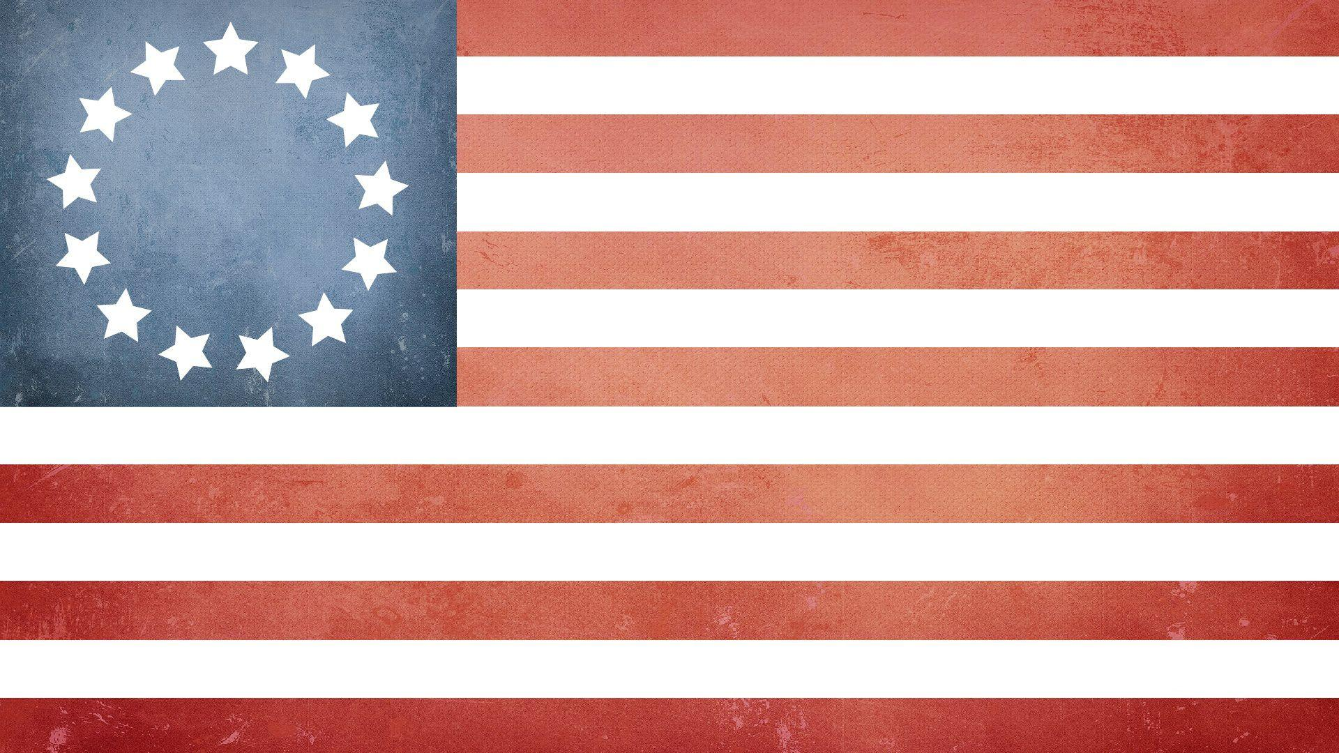 13 Star US Flag Wallpapers