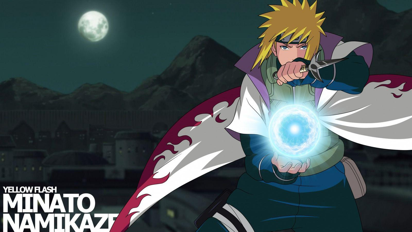 Minato Namikaze Wallpapers HD Wallpaper Cave