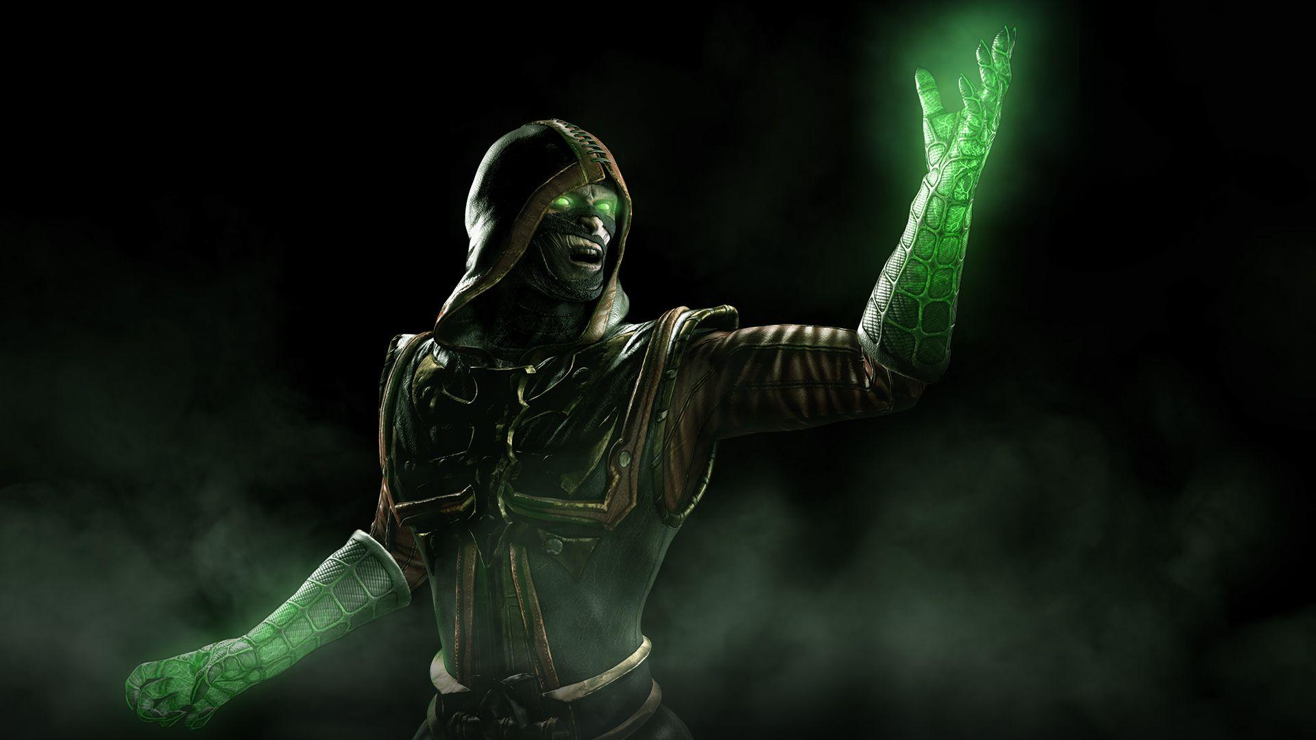Ermac Wallpapers Wallpaper Cave