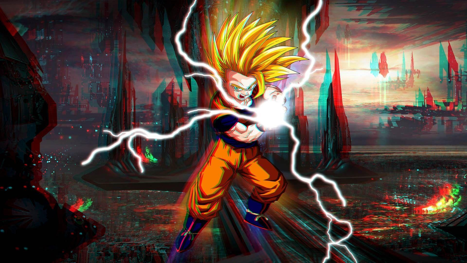 Dragon Ball Z Wallpapers Goku And Vegeta Super Saiyan 4 Wallpaper Cave