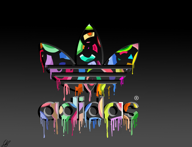 Adidas Logo Wallpapers HD - Wallpaper Cave 4274a08775906