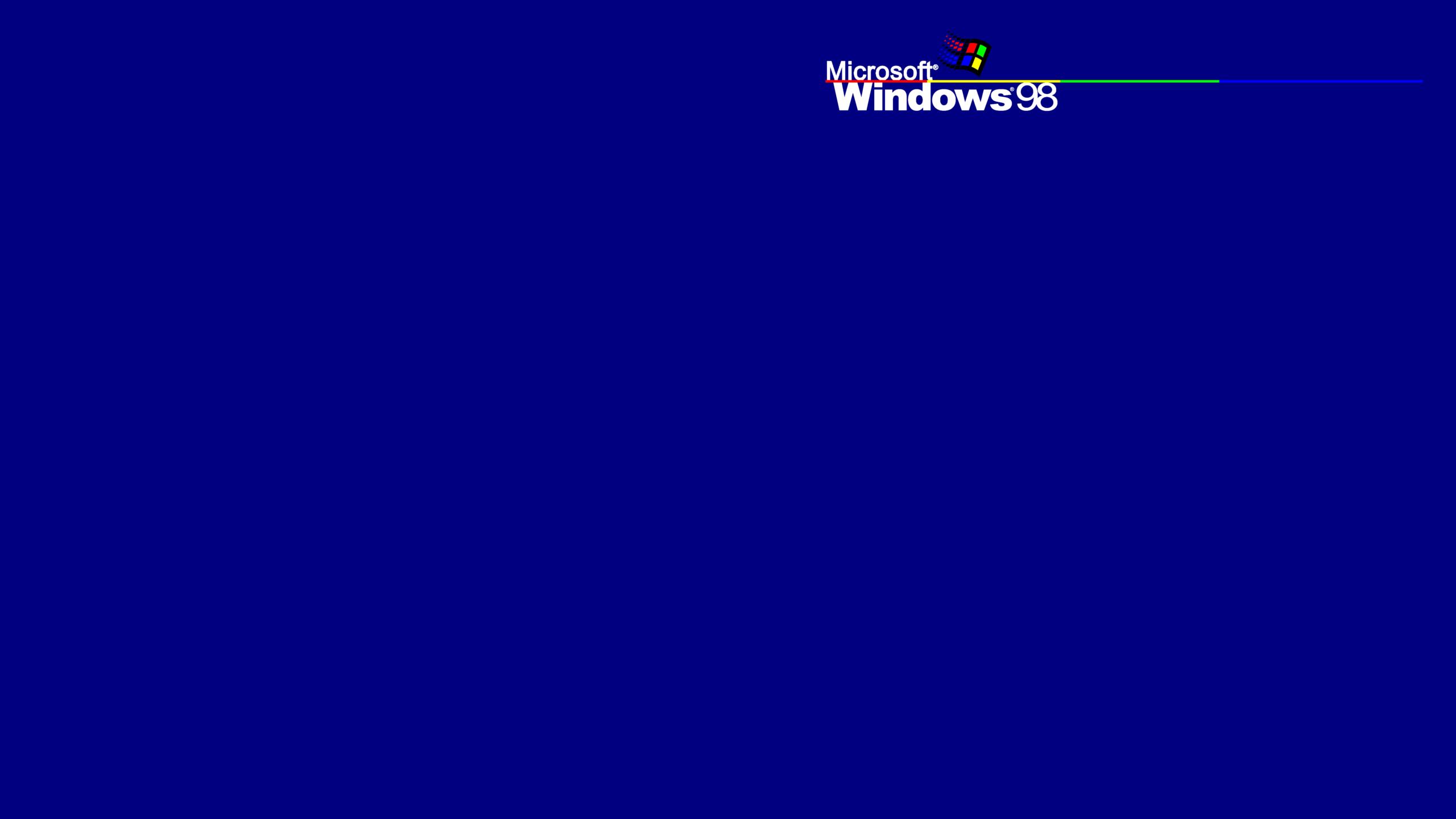 Windows 98 Backgrounds