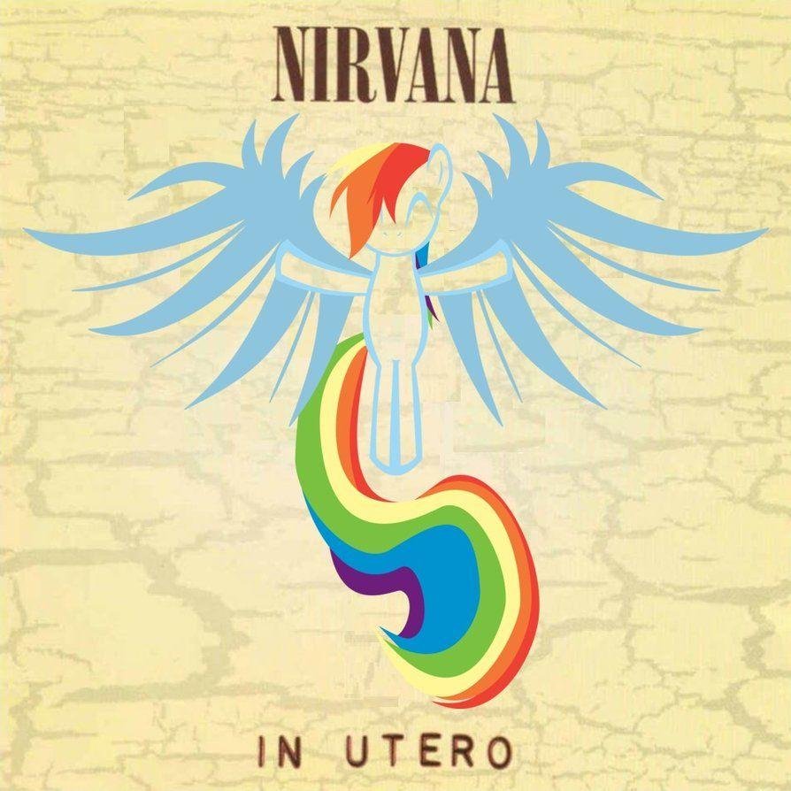 Nirvana Logo Hd Wallpapers Wallpaper Cave