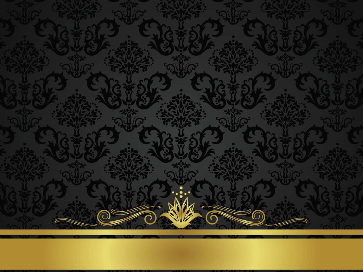 Black Gold Wallpapers Hd Wallpaper Cave