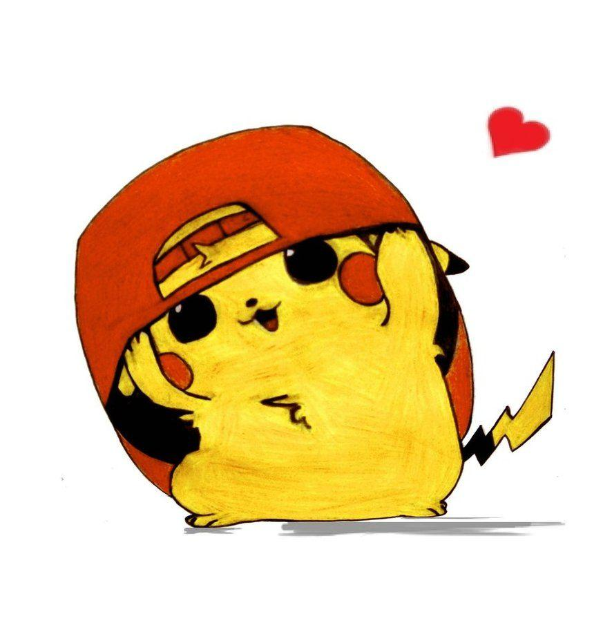 Baby Pikachu Drawing At GetDrawings.com | Free For Personal Use Baby .