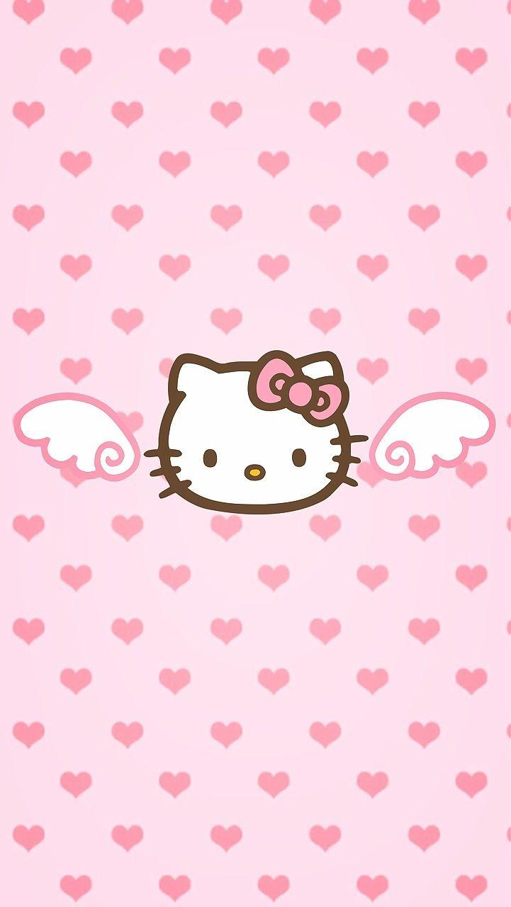 Wallpapers Hello Kitty Untuk Hp Wallpaper Cave