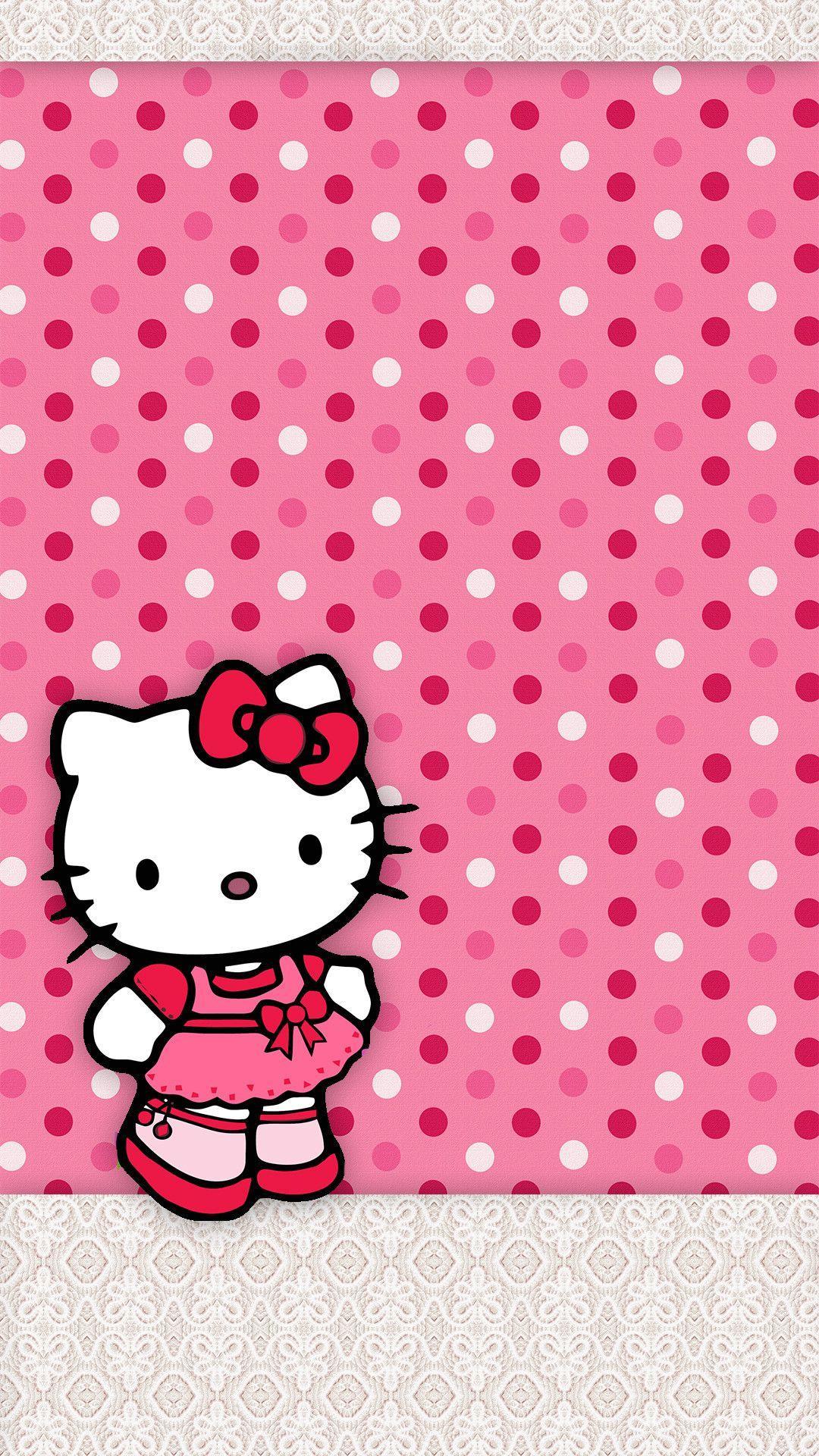 Wallpapers Hello Kitty Untuk Hp Wallpaper Cave