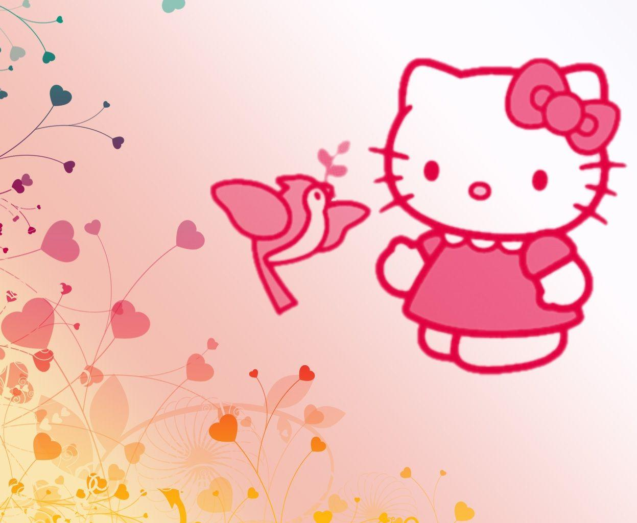 Wallpapers Hello Kitty HD