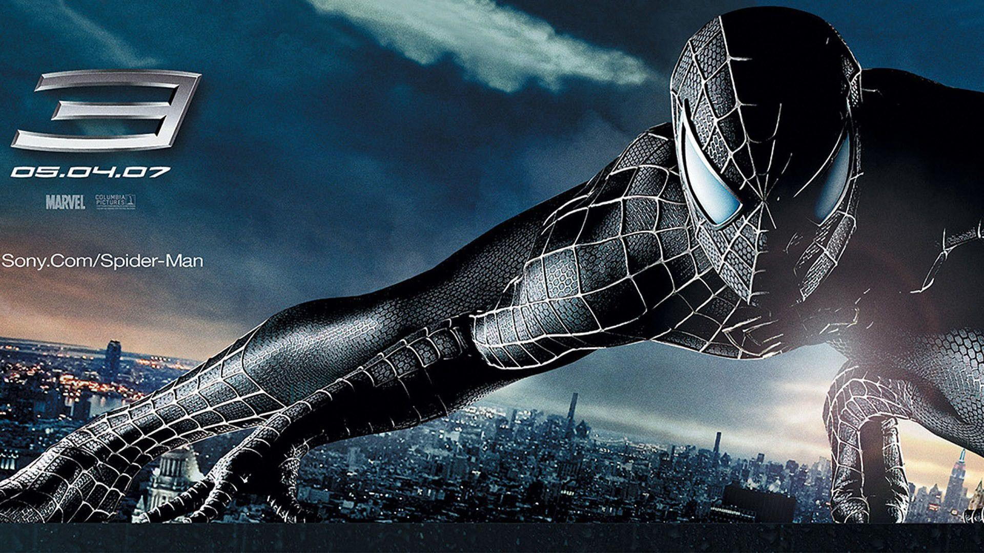 Spiderman 3 Wallpapers ·①