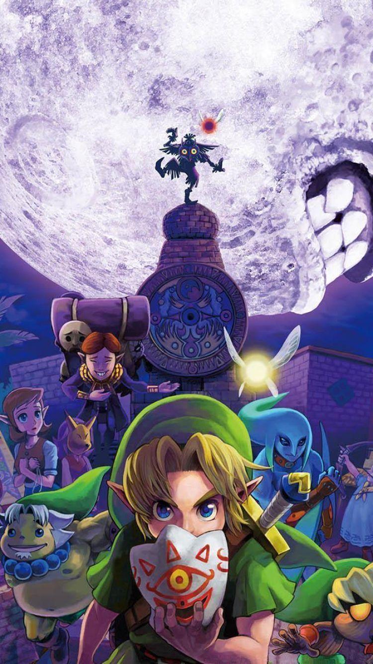 Zelda Wallpapers Android Wallpaper Cave