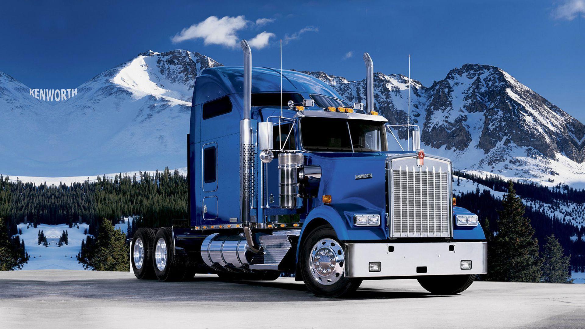 American Trucks Wallpapers - Wallpaper Cave