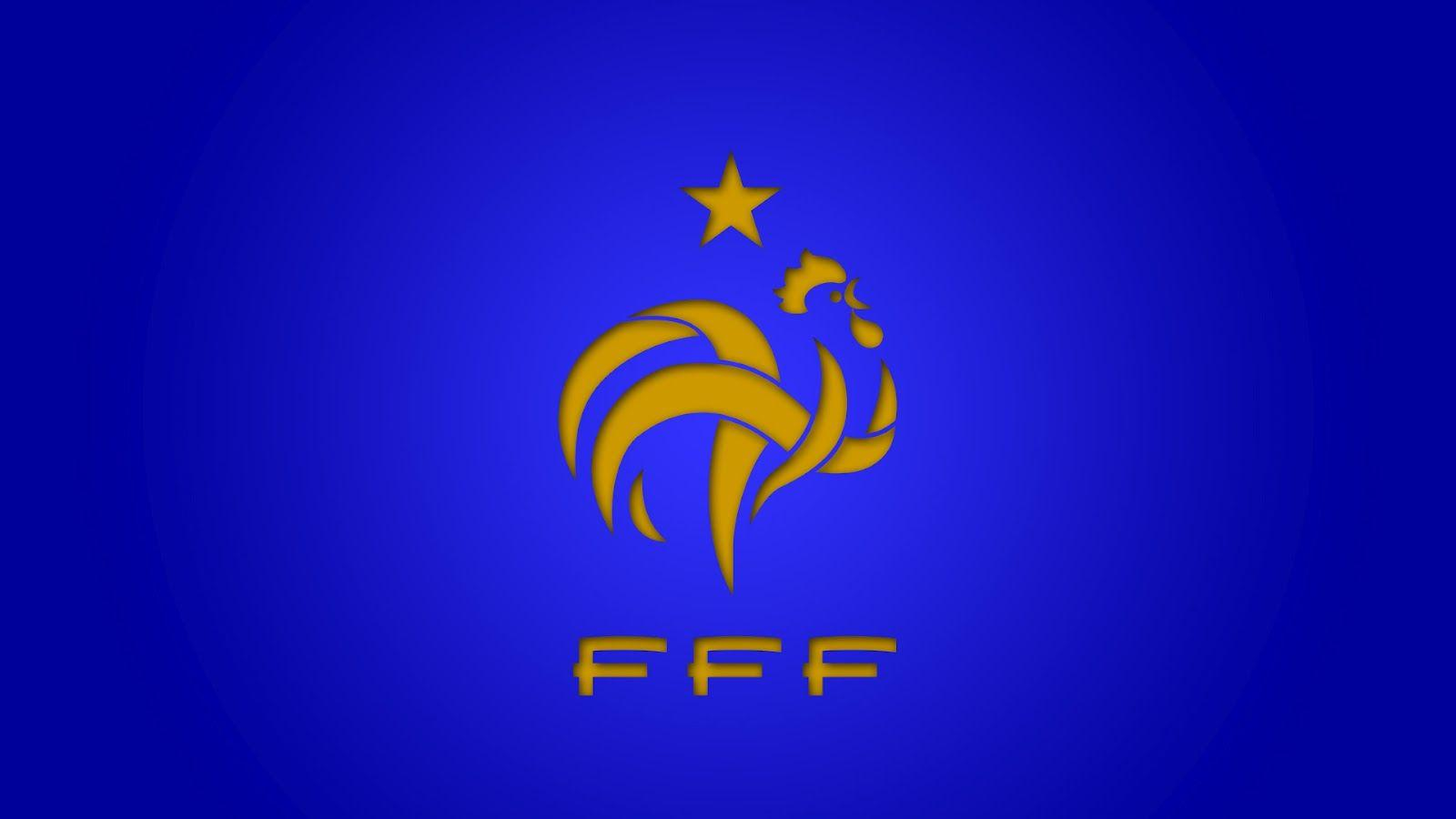 France Soccer Logo Wallpapers Wallpaper Cave