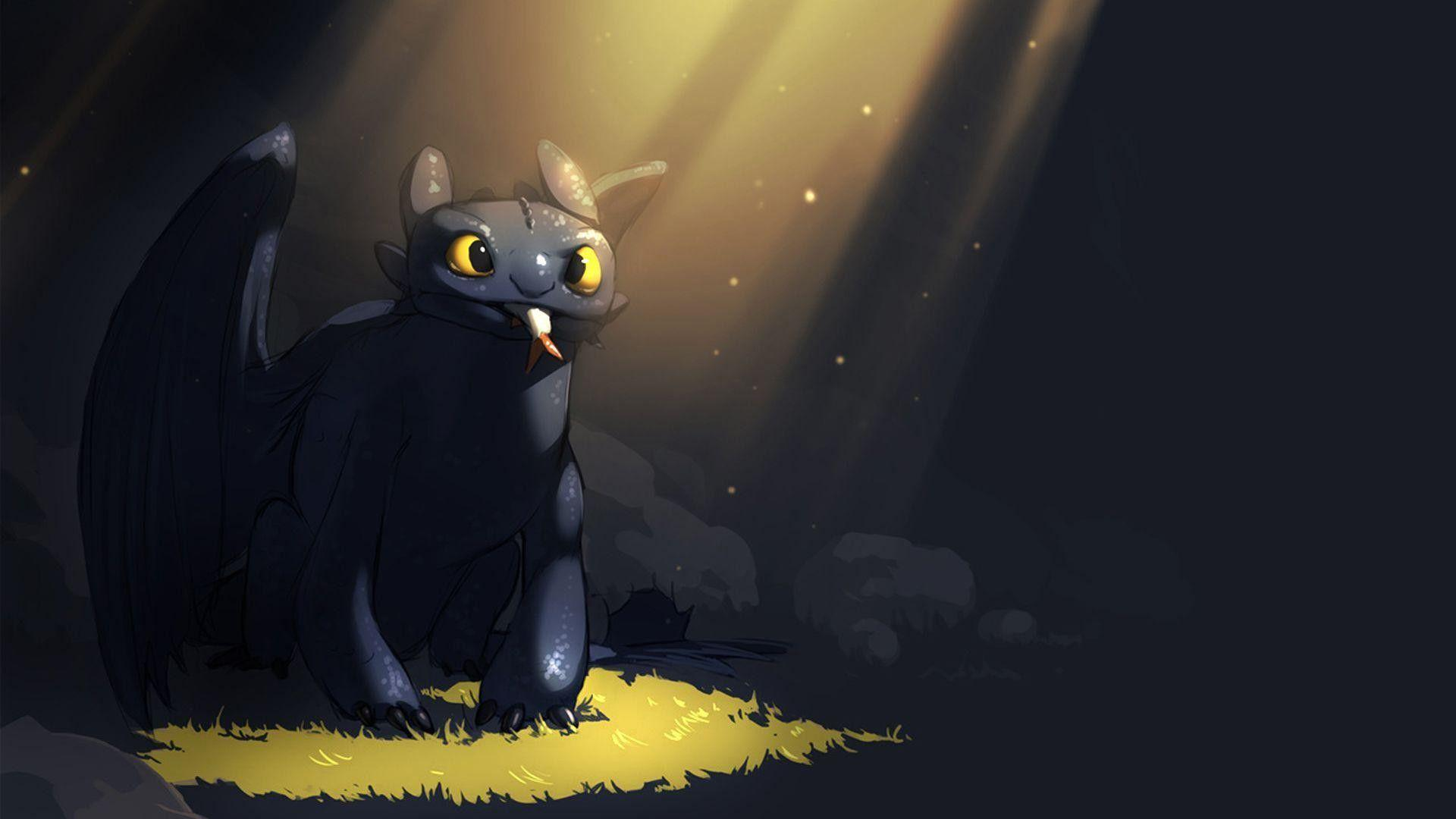 Toothless Wallpapers Hd Wallpaper Cave
