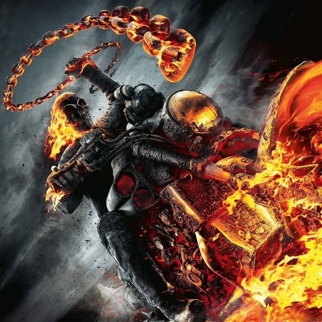 Ghost rider hd wallpapers by akashkhan23 • ZEDGE™